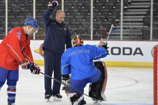Neilson says GB ready to roll