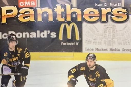 PANTHERS v COVENTRY - Sunday at four o'clock - FANS GUIDE