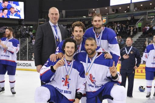 Nottingham contingent ecstatic with GB win