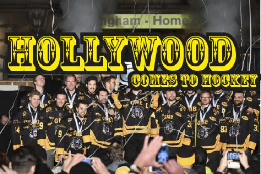 Hollywood comes to hockey in Nottingham tonight