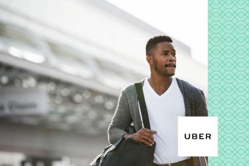 Another great fans offer - free £15 ride with UBER