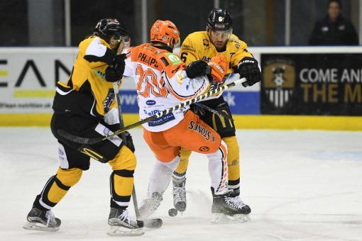 IT'S GAMEDAY WITH SALTBOX - Friday home action against Sheffield