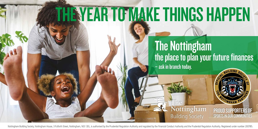 Plan ahead for 2021 with The Nottingham Building Society