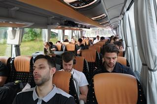 GMB Panthers head to Czech Republic for game two in CHL