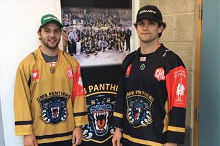 Panthers CHL jerseys on sale in Ice Locker