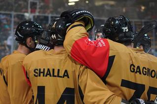 Exclusive features in CHL match magazine