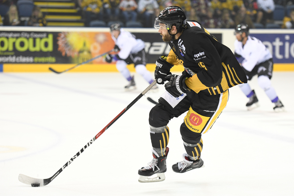 The Nottingham Panthers vs Glasgow Clan: Tickets on Sale Top Image