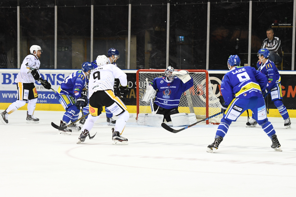 The Nottingham Panthers vs Coventry Blaze: Saturday at 7pm Top Image