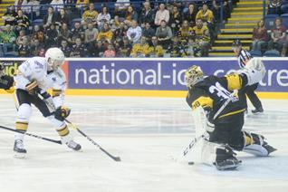 The Nottingham Panthers vs Manchester Storm: Panthers at Full Strength