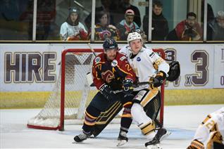 Panthers at Flames: CC Semi-Final - 23/01/19