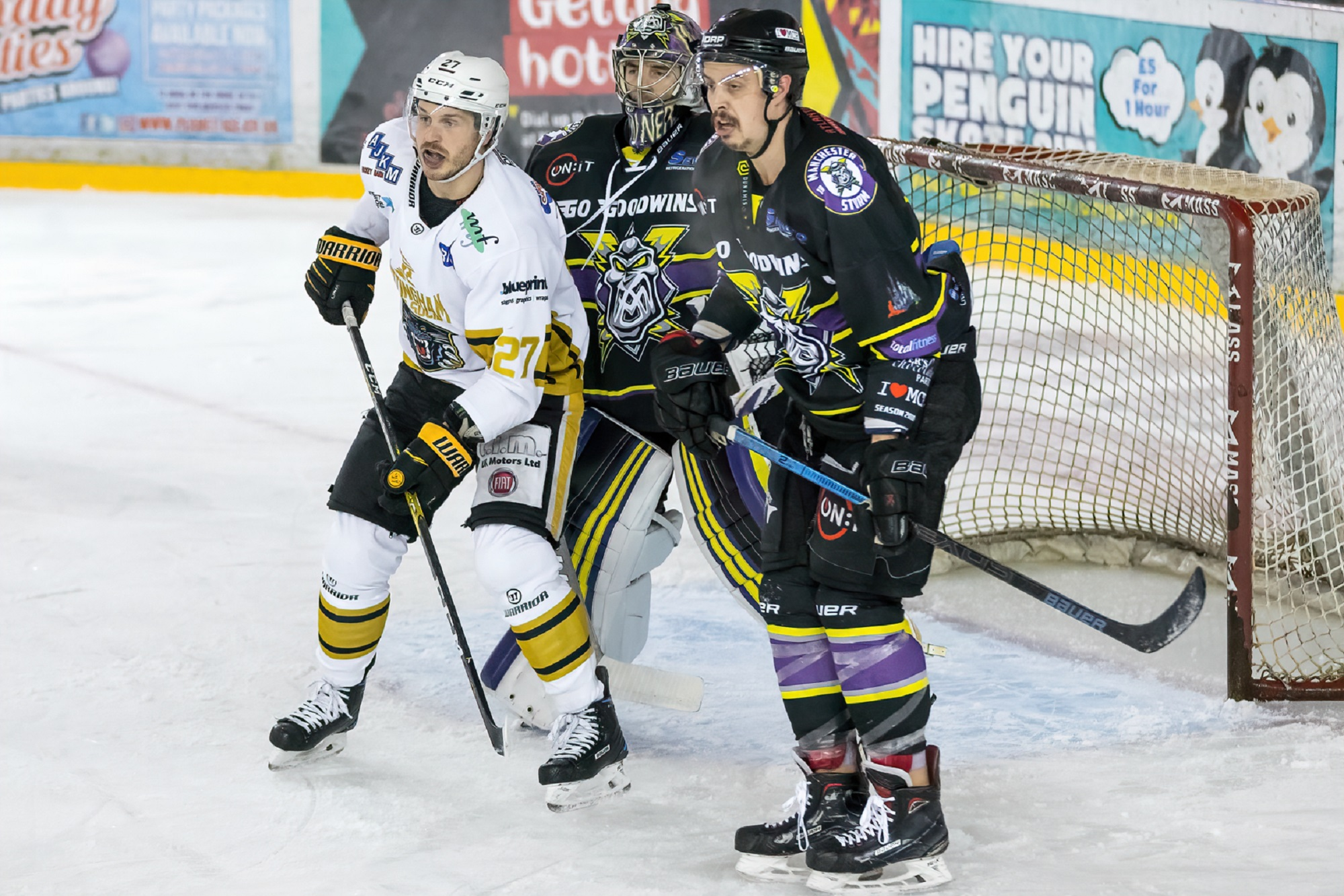 Panthers at Storm: Game day! - 06/01/19 Top Image