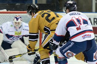 SATURDAY NIGHT IS HOCKEY NIGHT – PANTHERS VERSUS DUNDEE!