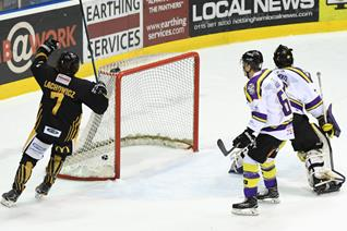 The Nottingham Panthers vs Manchester Storm: Preview
