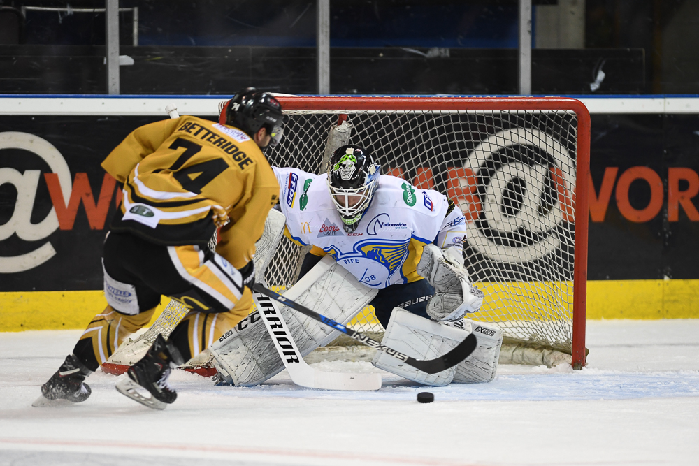 Nottingham Panthers vs Fife Flyers - Highlights Top Image