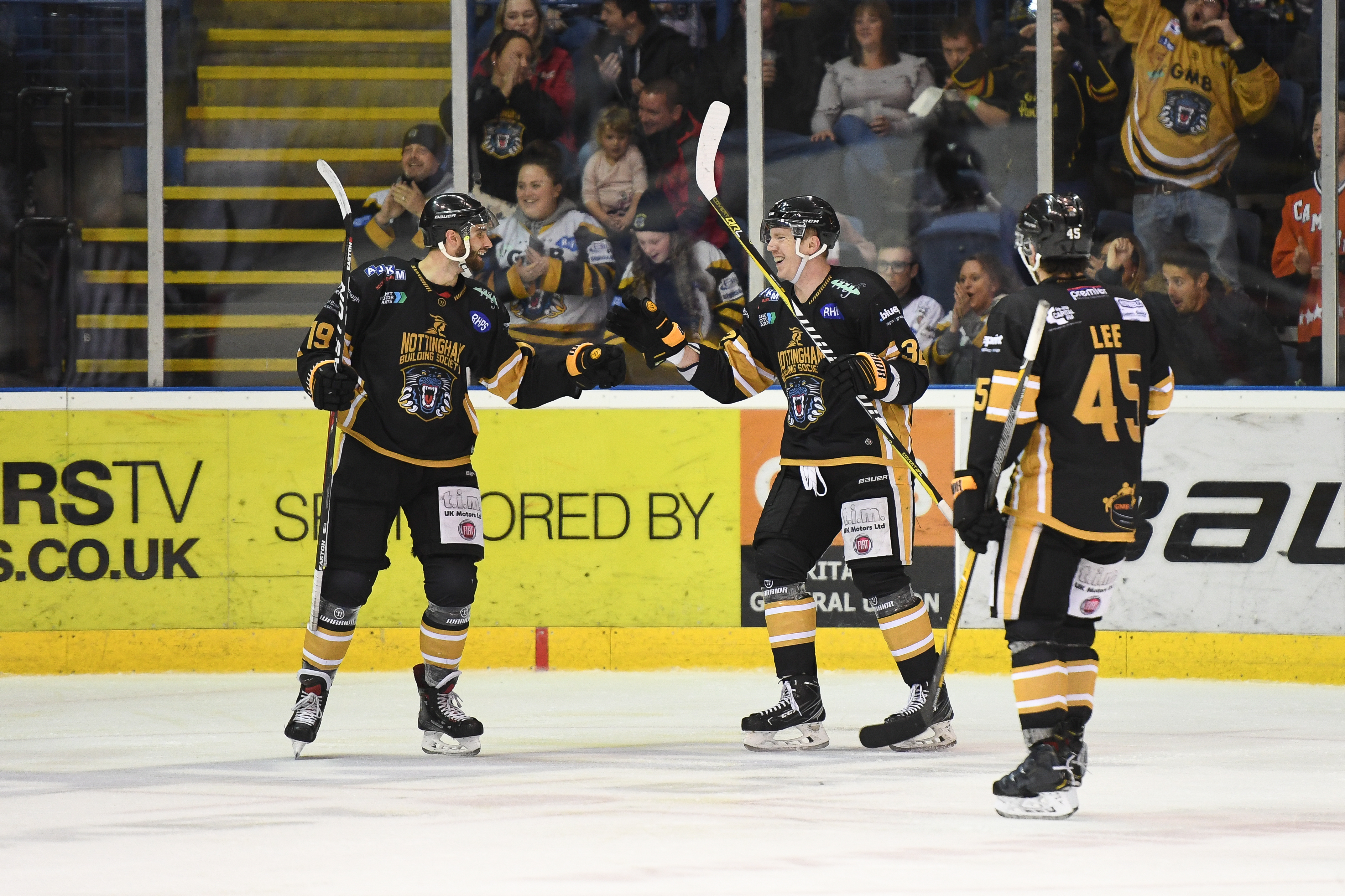 Panthers get third pick in challenge cup draw Top Image