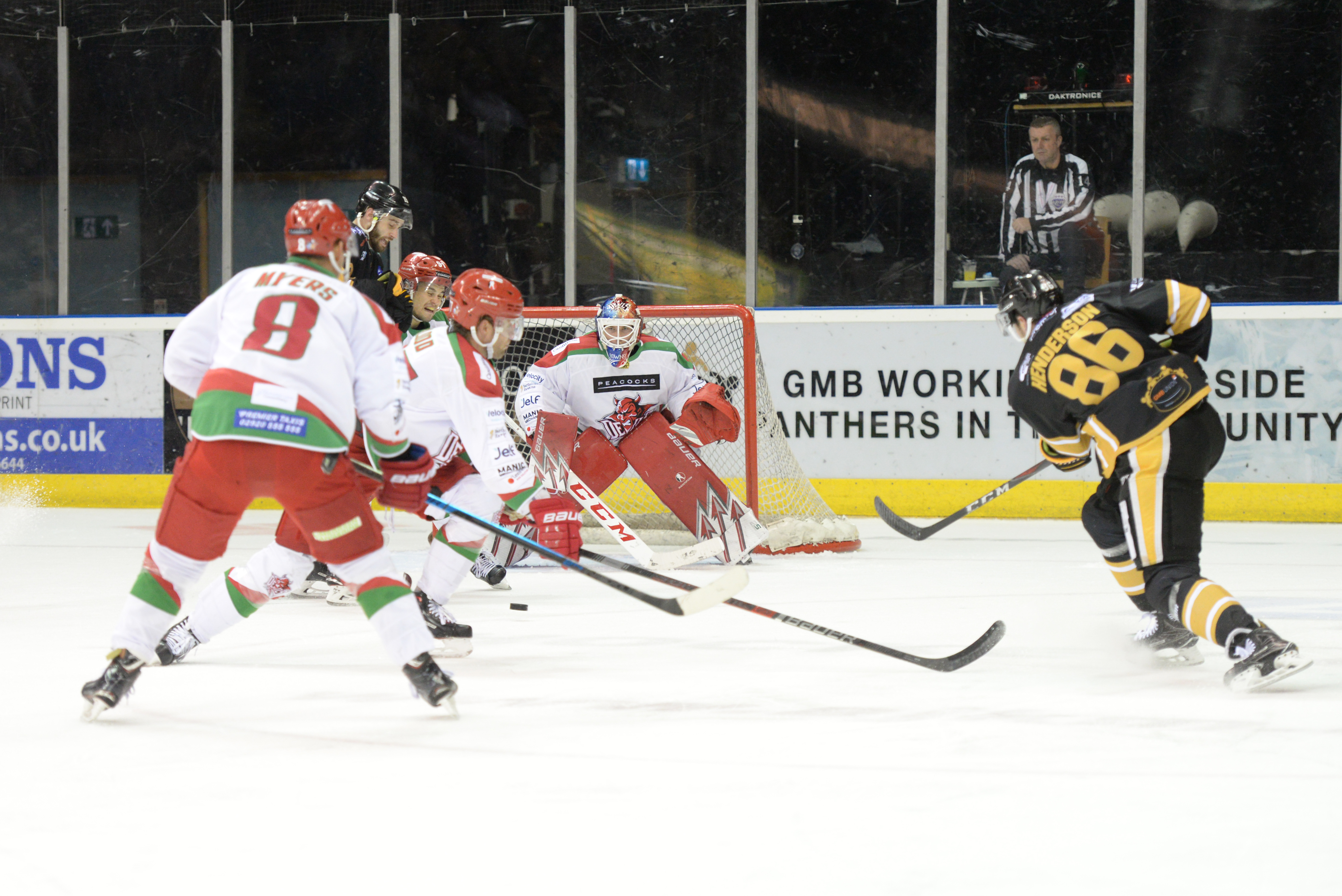 Panthers vs Devils: POFW! Top Image