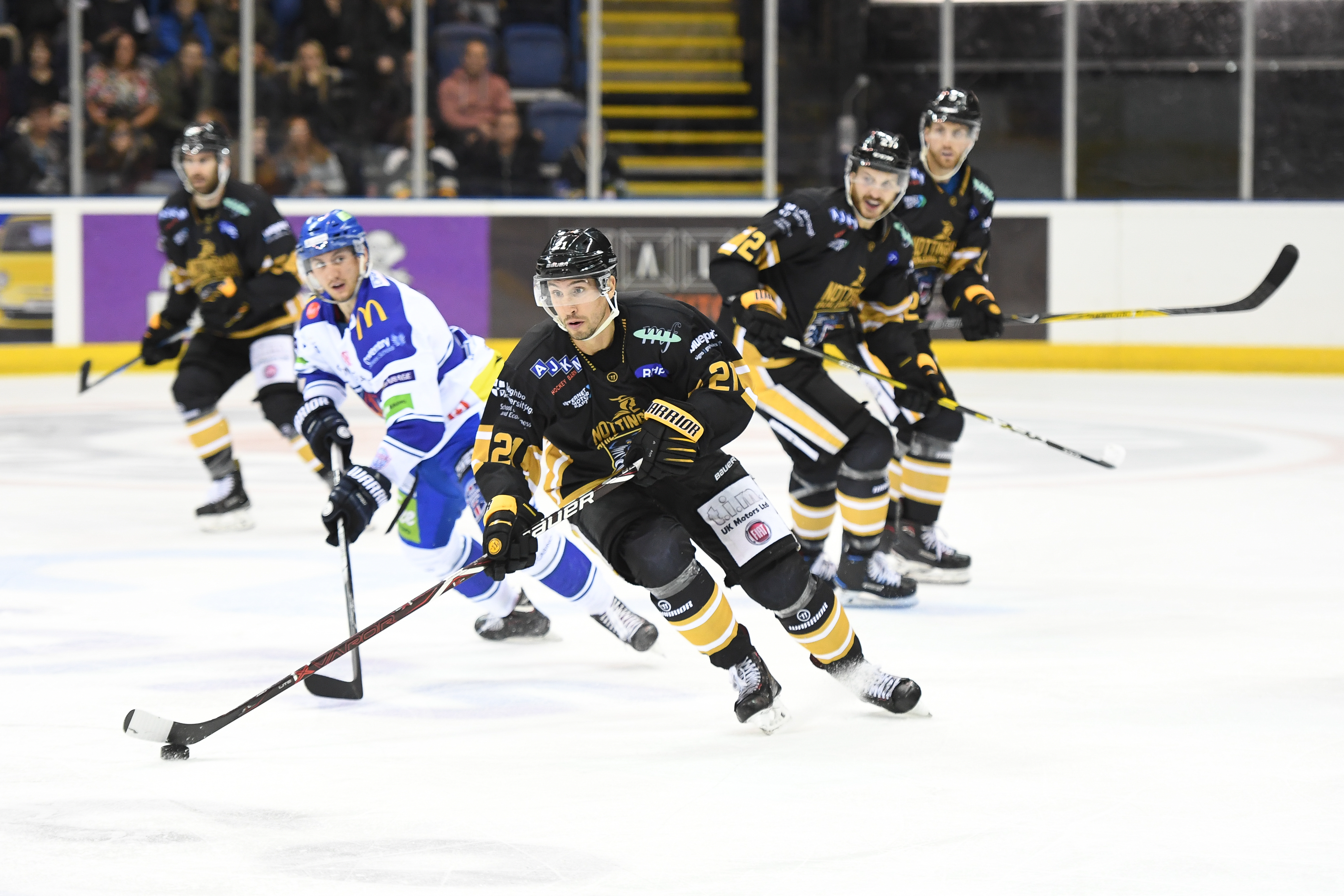 Panthers vs Blaze: New Year's Eve 2018 Top Image