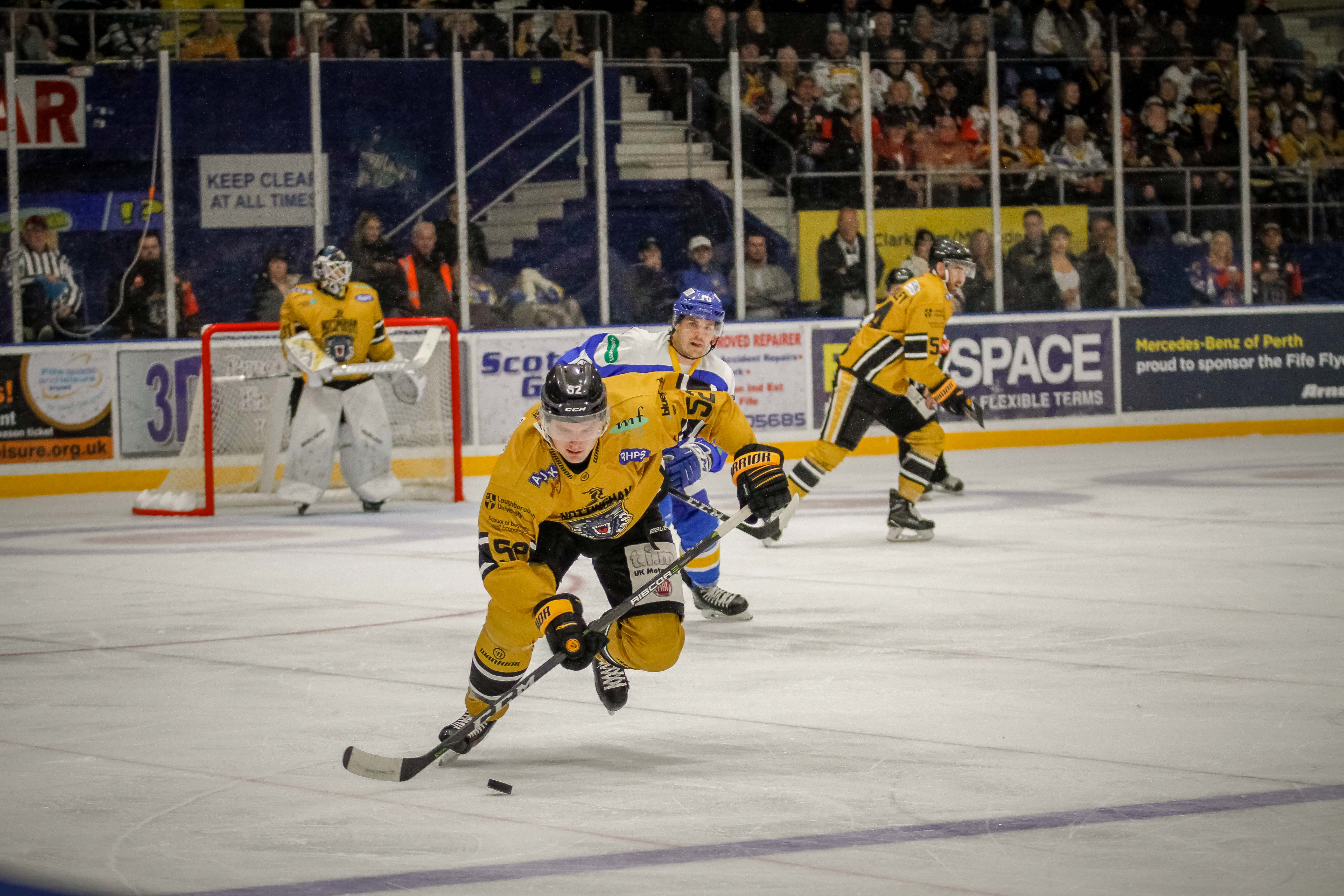 Panthers v Fife Sunday at four Top Image