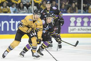The Nottingham Panthers vs Manchester & Cardiff