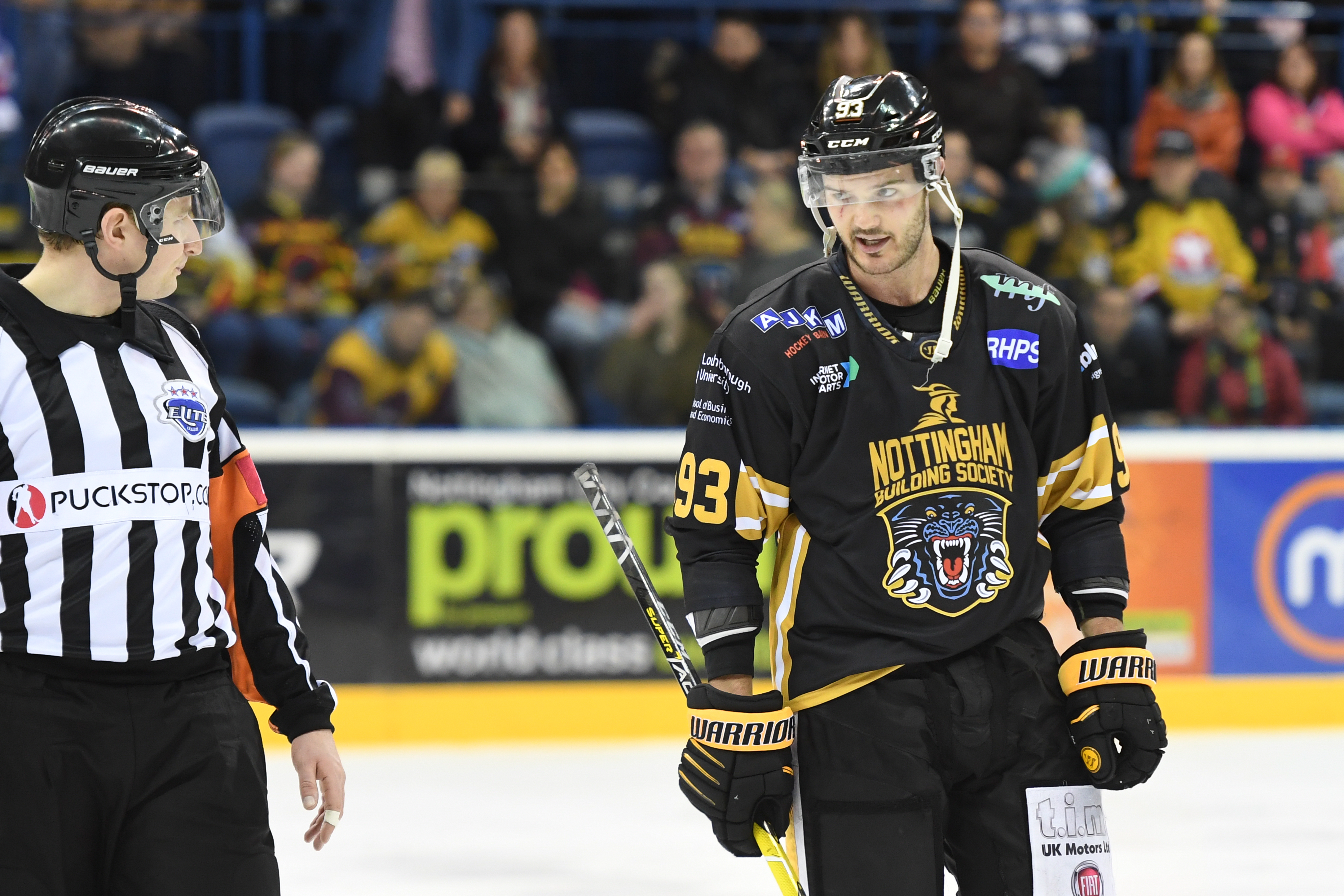 Rissling on Panthers TV - 19/02/19 Top Image