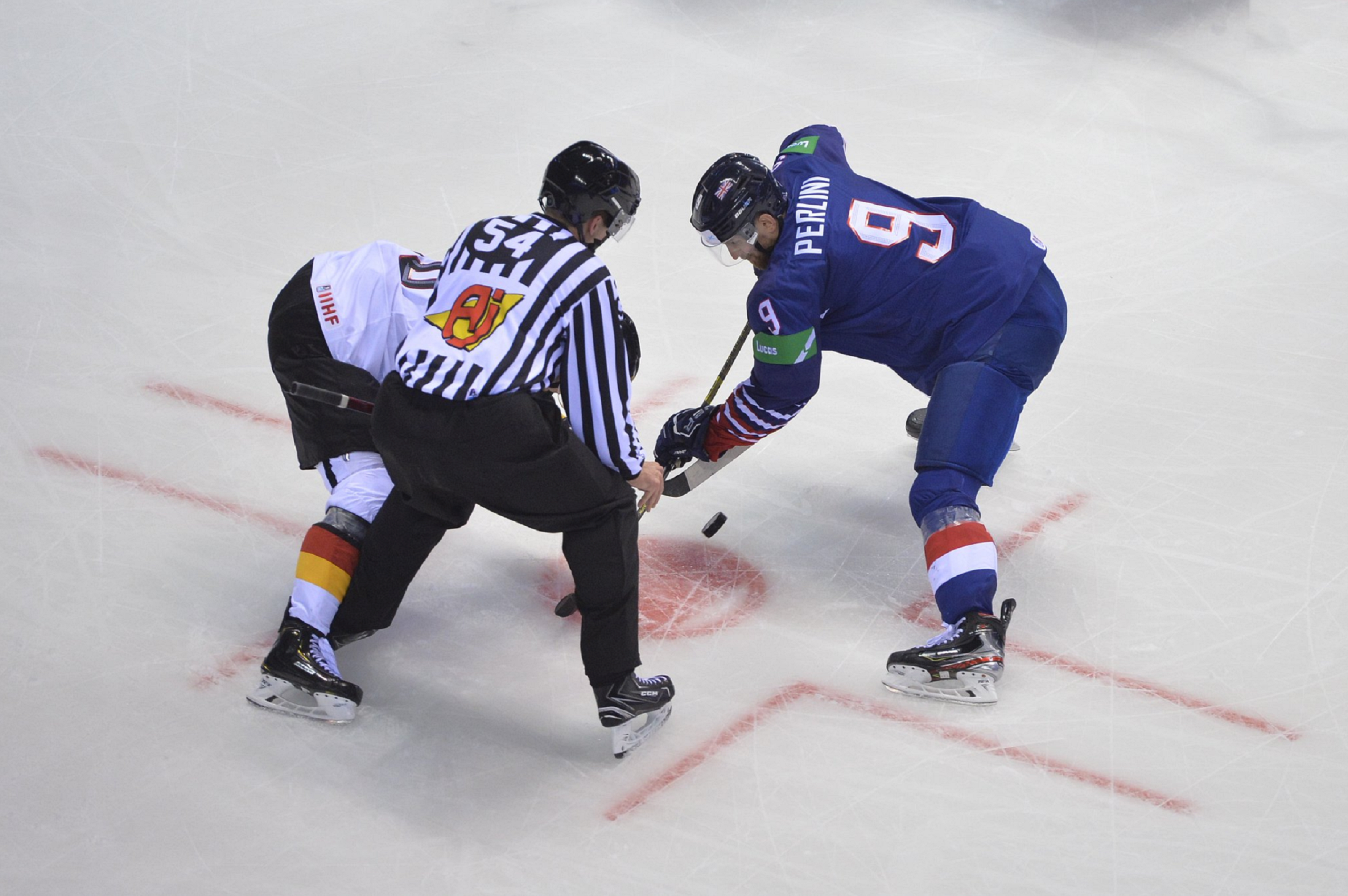 190517 | Game day: GB vs FIN Top Image