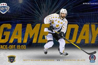Gameday- Panthers vs Blaze