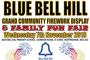 Panthers to attend fireworks display at Blue Bell Hill