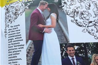Match Night Mag: Wedding Special