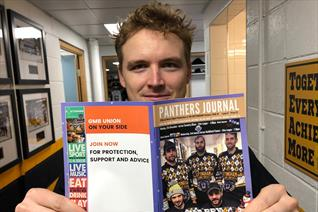 Panthers Journal: Issue 9