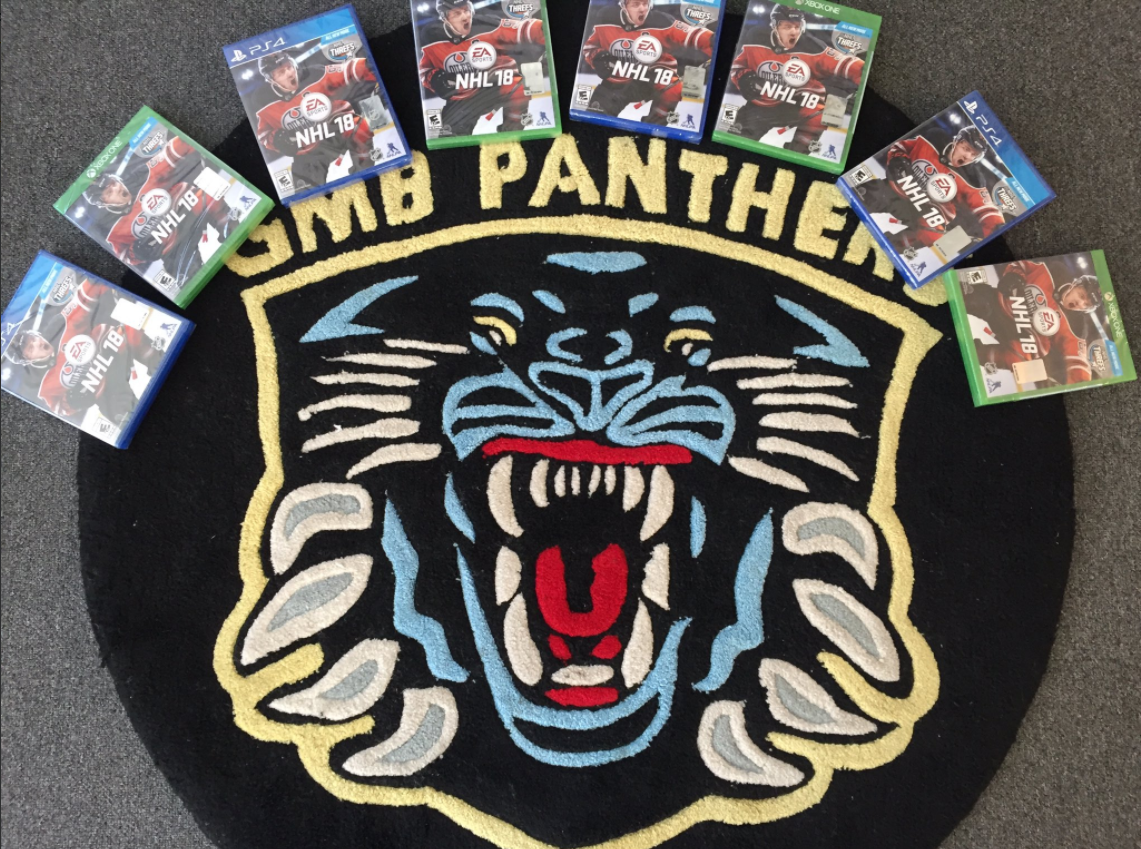 Win a copy of NHL 18 with the Panthers Top Image