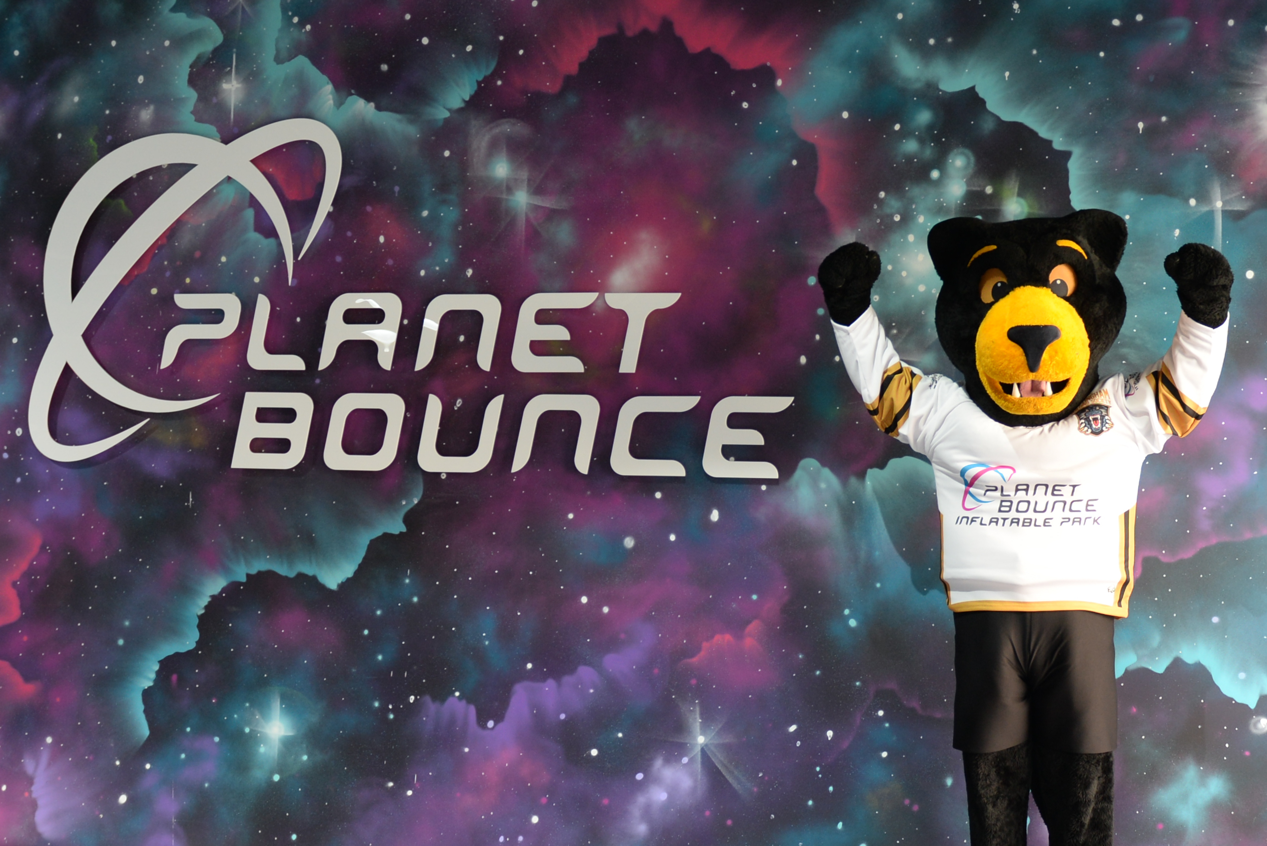 Paws and Planet Bounce Top Image