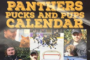 Pucks and Pups Calendar