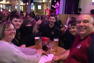 Panthers quiz a huge success