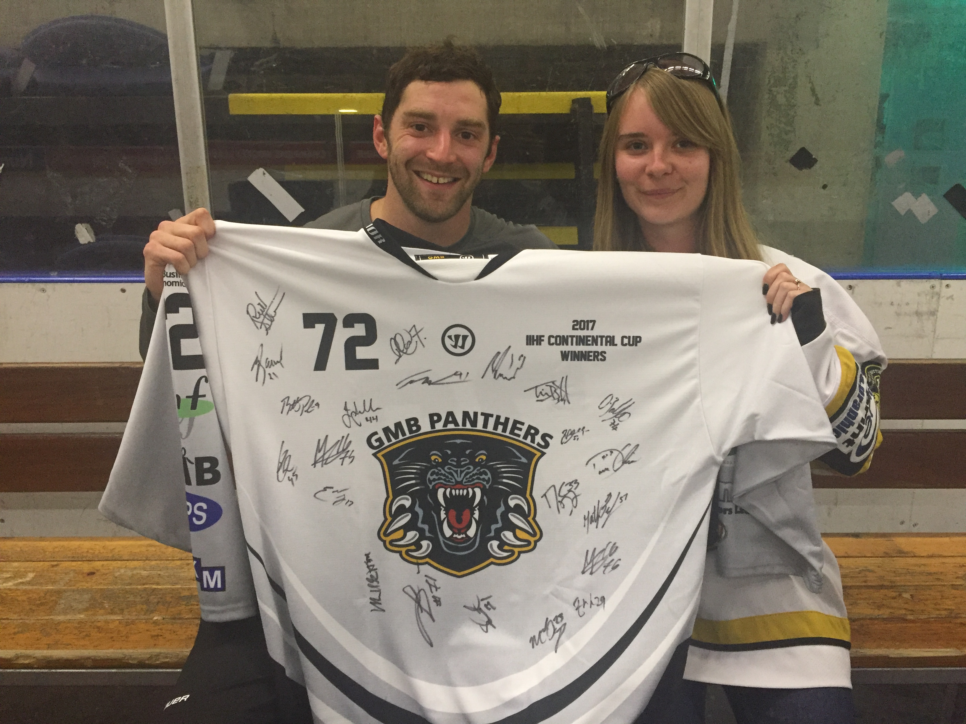 Toton provides Saturday's jersey winner Top Image