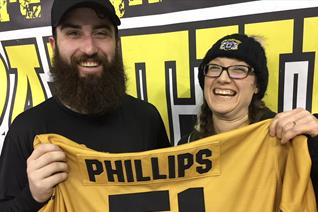 New season ticket holder takes prize
