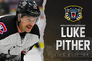 GMB Panthers add exciting forward Luke Pither