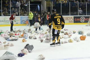 Teddy Bear Toss November 10th