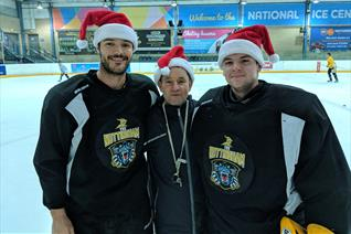 Merry Christmas from The Nottingham Panthers