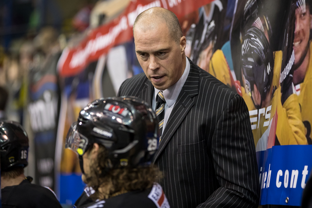 Panthers Radio talks to the man in charge Top Image