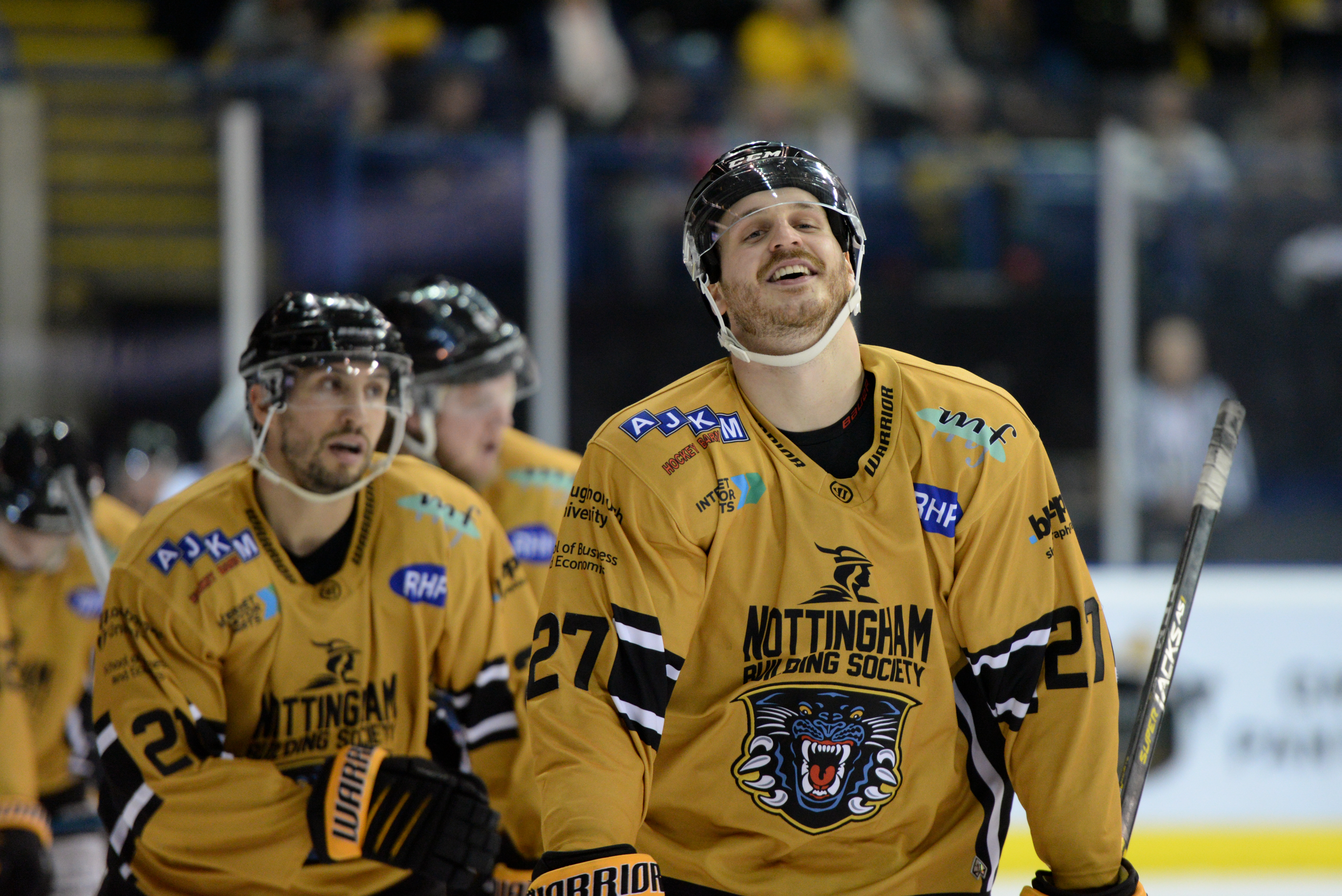 EIHL Player of the Week: Guptill Top Image
