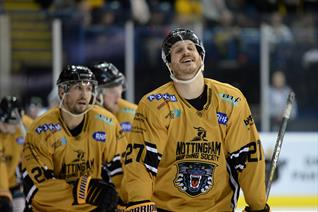 EIHL Player of the Week: Guptill