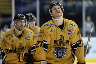 EIHL December Player of the Month: Alex Guptill