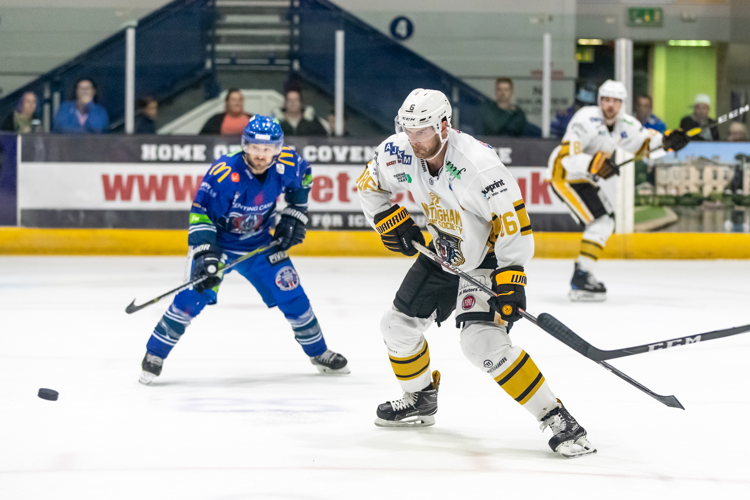 Panthers vs Coventry: Saturday at 7pm Top Image