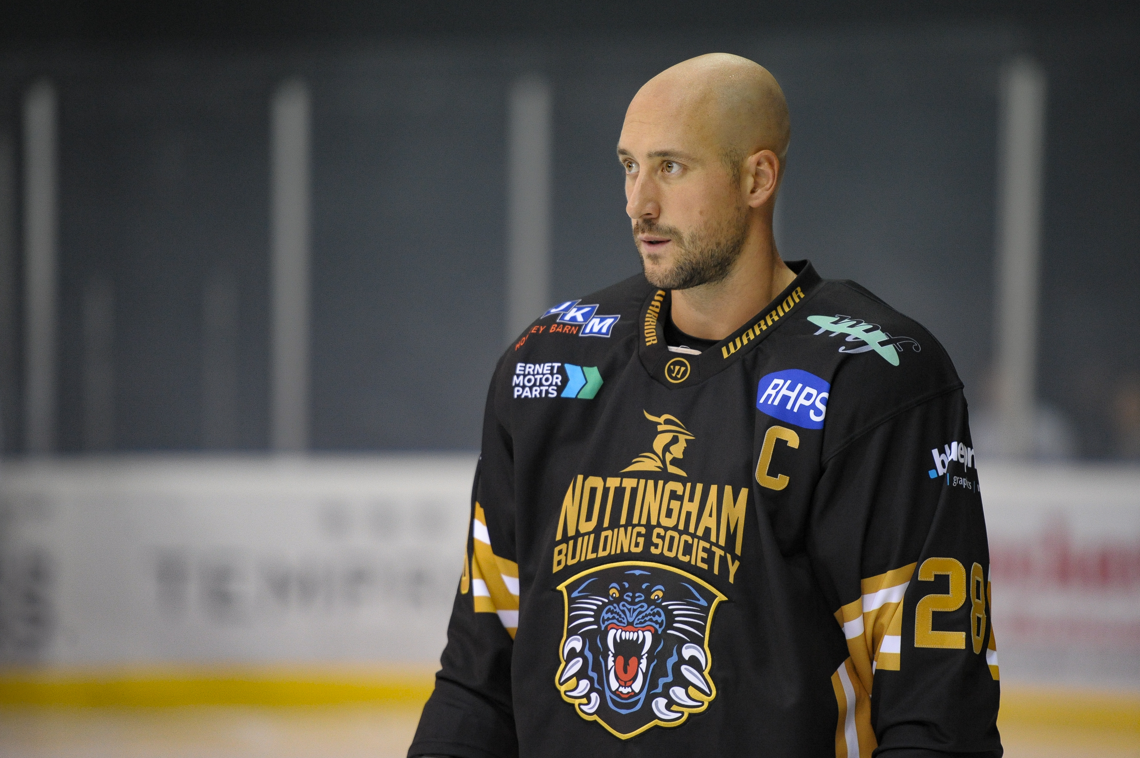 Lepine on Panthers TV - 24/10/18 Top Image