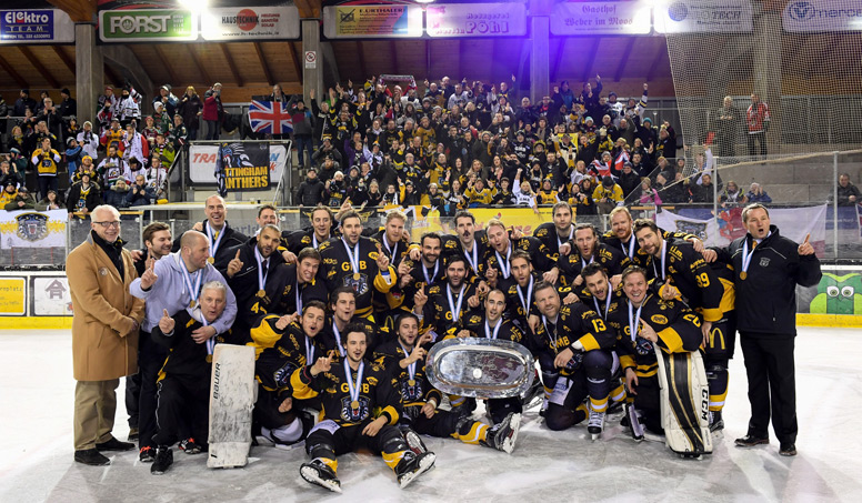 Club History - Nottingham Panthers