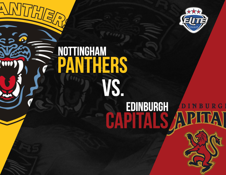 Panthers welcome Edinburgh Saturday Top Image