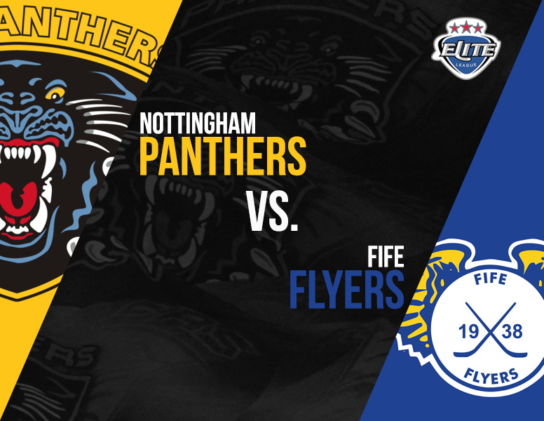 Panthers v Fife/Sheffield ticket update Top Image