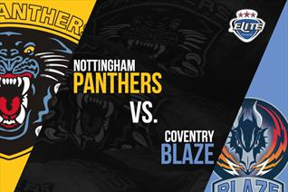 Welcome to Nottingham- Coventry Blaze