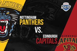 Panthers welcome Edinburgh Saturday