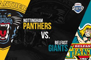 Sony sponsor Panthers-Giants clash